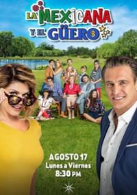 La mexicana y el güero (2020) plakat