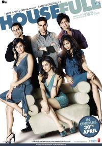 Housefull (2010) plakat