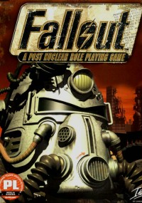 Fallout (1997) plakat