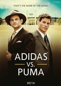 Adidas kontra Puma (2016) plakat