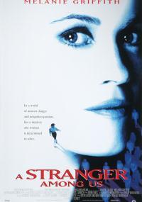 Obcy wśród nas (1992) plakat