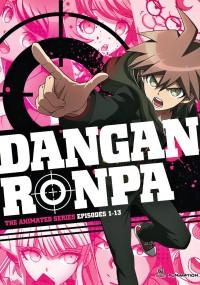 Danganronpa Kibō no Gakuen to Zetsubō no Kōkōsei The Animation (2013) plakat