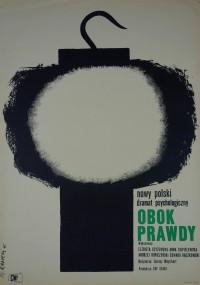 Obok prawdy (1964) plakat