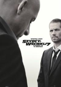 Szybcy i wściekli 7 (2015) plakat