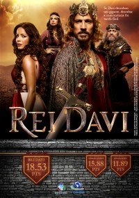 Król Dawid (2012) plakat