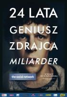 plakat - The Social Network (2010)