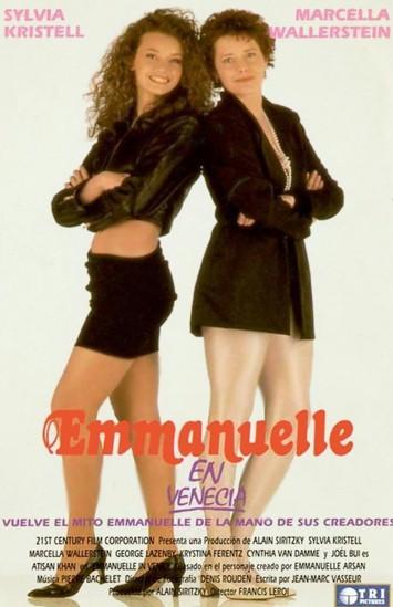 Emmanuelle w Wenecji