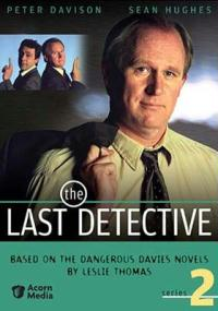 The Last Detective (2003) plakat