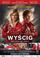 plakat - Wyścig (2013)