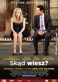 Skąd wiesz? (2010) plakat