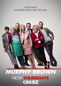 Murphy Brown (2018) plakat