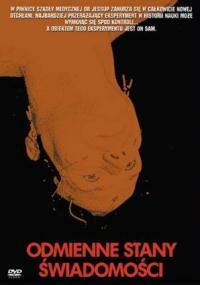 Odmienne stany świadomości (1980) plakat