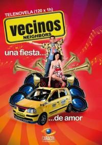 Vecinos (2008) plakat