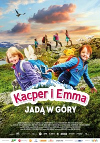 Kacper i Emma jadą w góry (2017) plakat