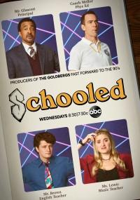Schooled (2019) plakat