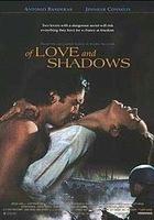 Miłość i cienie (1994) plakat