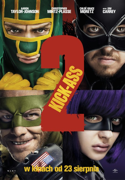 Kick-Ass 2 online Zalukaj PL