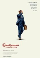 plakat - Gentleman z rewolwerem (2018)