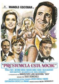 Préstamela esta noche (1978) plakat