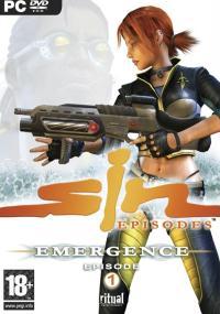 SiN Episodes: Emergence (2006) plakat