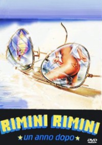 Rimini, Rimini - rok później (1988) plakat