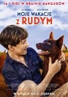 plakat - Moje wakacje z Rudym (2016)