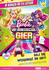 Barbie w świecie gier (2017) plakat