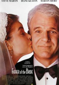 Ojciec panny młodej (1991) plakat