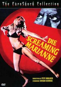Die Screaming, Marianne (1971) plakat