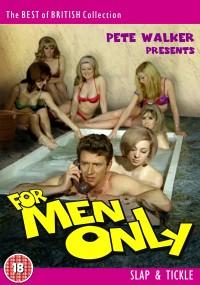 For Men Only (1968) plakat