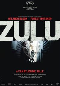 Zulu (2013) plakat