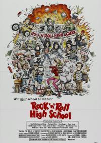 Rock 'n' Roll High School (1979) plakat