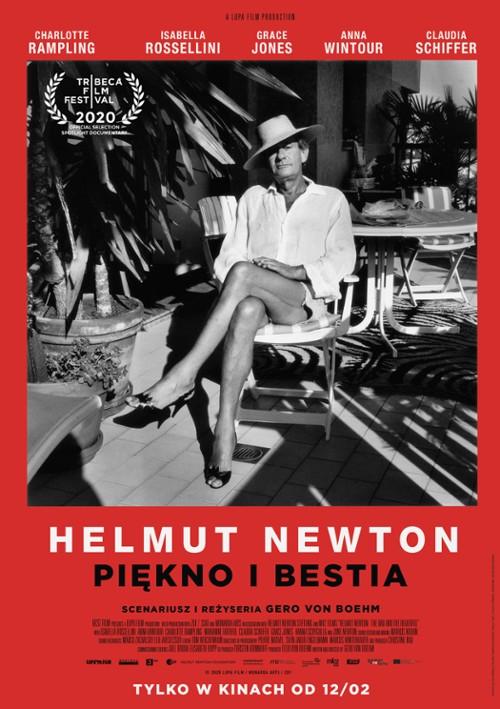 Helmut Newton. Piękno ibestia (2020) - Filmweb