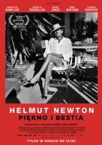 Helmut Newton. Piękno i bestia (2020) plakat