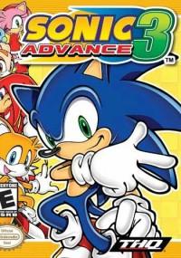 Sonic Advance 3 (2004) plakat
