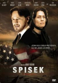 Spisek (2010) plakat