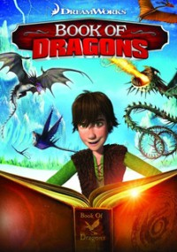 Księga smoków (2011) plakat