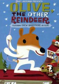 Olive, the Other Reindeer (1999) plakat