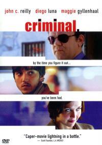 Criminal - Wielki przekręt (2004) plakat