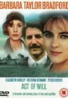 Akt woli (1989) plakat