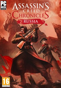 Assassin's Creed Chronicles: Russia (2016) plakat