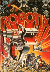 Skalor: Planeta Robotów