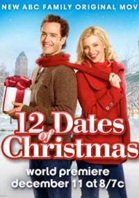 12 świątecznych randek (2011) plakat