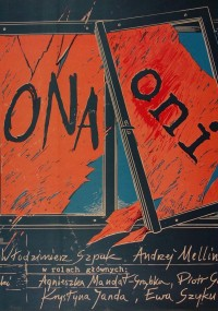 On, ona, oni (1981) plakat