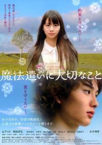 Mahō Tsukai ni Taisetsu na Koto (2008) plakat
