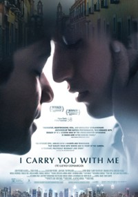 I Carry You With Me (2020) plakat