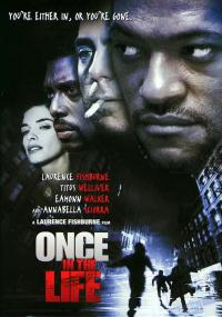 Raz w życiu (2000) plakat