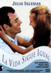 La Vida sigue igual (1969) plakat