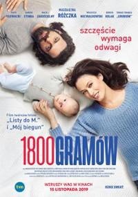 1800 gramów (2019) plakat