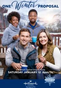 One Winter Proposal (2019) plakat
